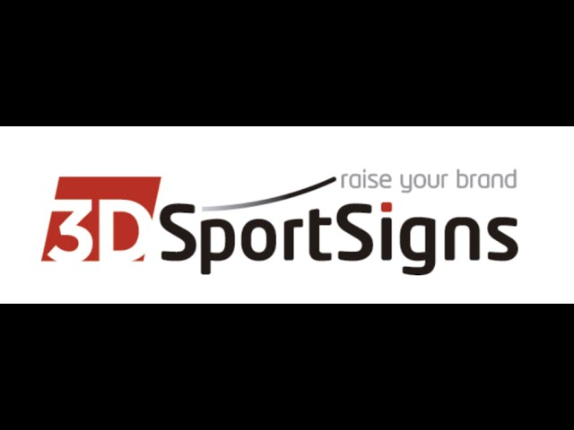 3D Sport Signs 소개