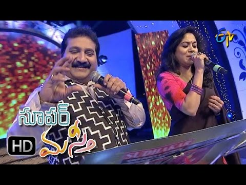 Neek Kavalasindi Song   Mano, Vijayalakshmi Performance Super Masti   Narasaraopet   23rd April 2017