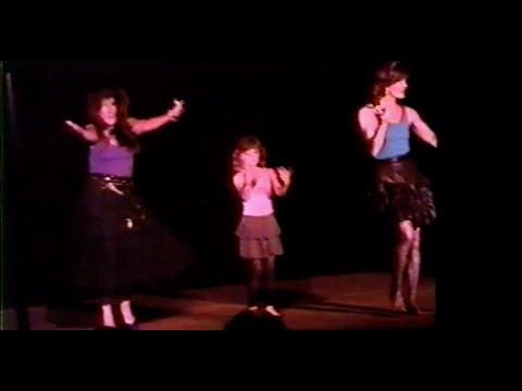 Girls Just Want To Have Fun, Laura Wells, Natalia Rogovin, Karen Kempf