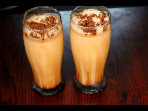 How to make very thick cold coffee with nescafe classic
