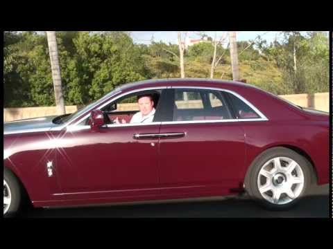 Rolls Royce Ghost 2010 | First Drive | Luxury | Drive.com.au