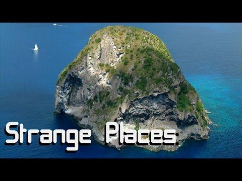 Strange Places | HMS Diamond Rock