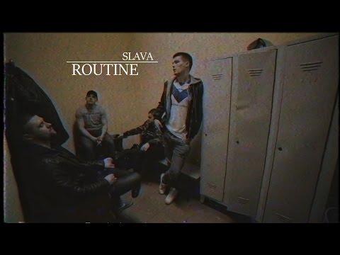 Slava - Routine (Lyric Video)