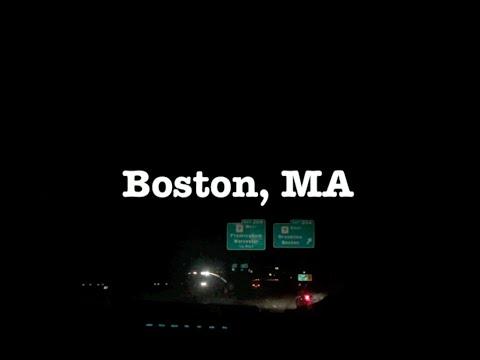Road Trip Part 1: Massachusetts