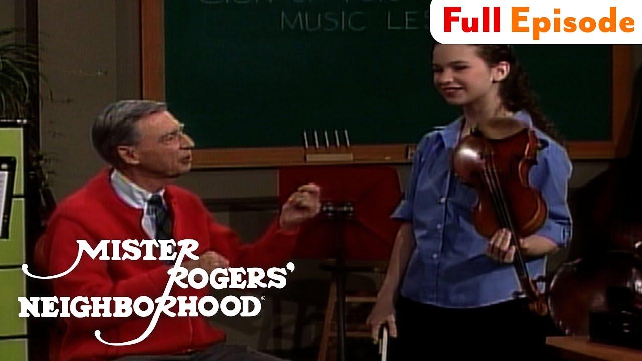 Mister Rogers Talks About Curiosity | Mister Rogers' Neighborhood Full Episode!