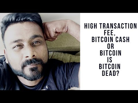 Is bitcoin dead? is bitcoin cash the real bitcoin/ should i move from bitcoin to bitcoin cash?