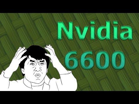 Nvidia GeForce 6600 и Ускорение Видео=i5 8600K+Windows 10