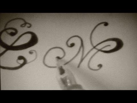 write cursive fancy letters - how to write cursive fancy letters