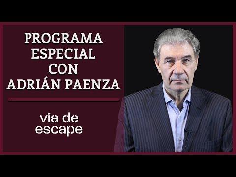 Vía De Escape | Programa Especial con Adrián Paenza y Víctor Hugo Morales - EN VIVO