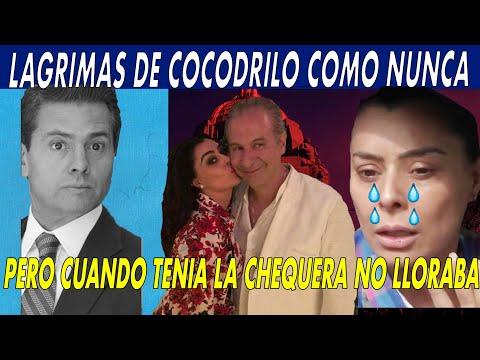 Yadhira Carrillo Enloquece!! Ahora RUEGA que AMLO ayude a su esposo Juan Collado