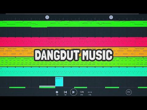 Es Lilin (Remake) || Indonesian Song (Dangdut Version!) FL Studio Mobile
