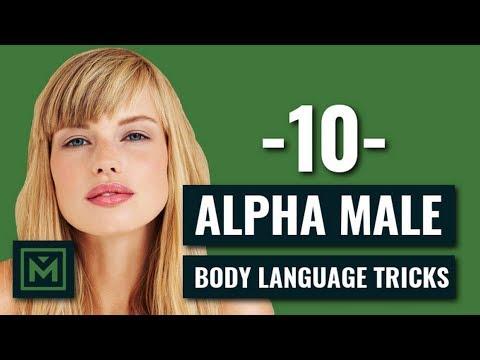 10 Alpha Male Body Language Tricks EVERY Guy Should Do TODAY