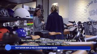La Minute Pratique : Tout savoir sur le vélo à assistance électrique