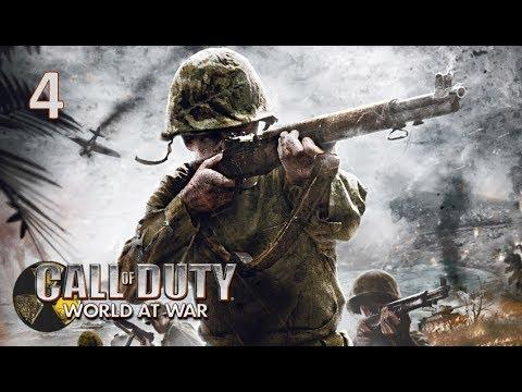 Call of Duty World at War 4(G) Płomienie piekielne