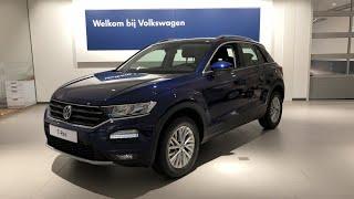 Volkswagen T-Roc 1.5 TSI Style Spiegelpakket / Stoel pakket / Executive pakket (VSB: 17477)