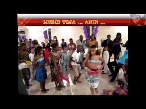 """Show des """"Mwanas"""" #Danse Traditionnelle Gabon"""