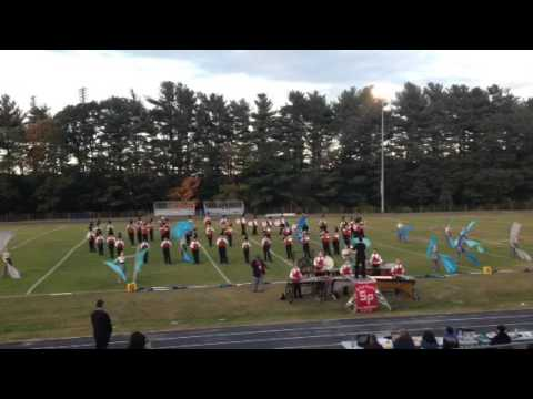 South Portland High School Marching Band MBDA at OOB 2015