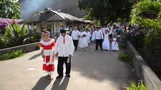 Mariage a Hakamaii Ahutai