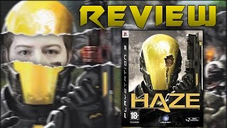 Haze (PS3) Retrospective & Review - by ThatCraigFellow [SPOILERS]