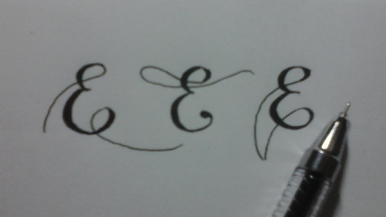 I am a big fan of calligraphy and i believe this design is a great