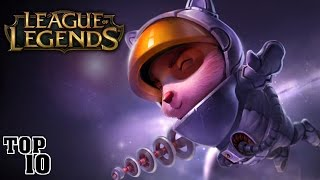 Top 10 League of Legends Fascinating Facts