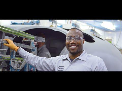 Career Spotlight: Vision Jet Composite Technician