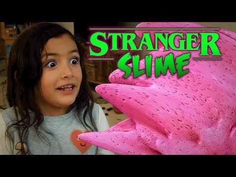 Stranger 3AM Slime: The Movie - Best Slime Video Ever!