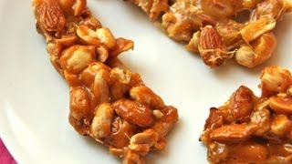 Heartbreaker Nut Brittle - Nut Brittle With No Corn Syrup