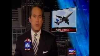 12/29/14 - Aviation Crisis Consultant Ken Jenkins featured on TV