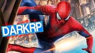 GMOD DarkRP FR #77 : ÊTRE SPIDERMAN ! - Xeos