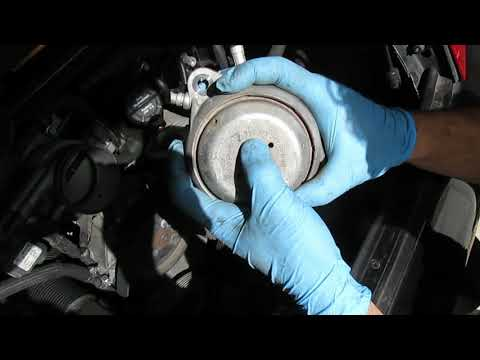 Porsche 911 (996) Engine Mount Replacement How-To DIY