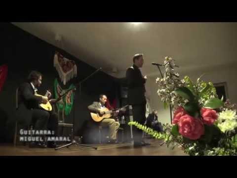 António Brandão canta em Galegos-Penafiel