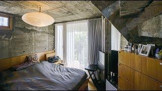 日本建築師東孝光的家,至今仍是行業神話  Japanese Architect Takamitsu Azuma's House, A 50-Year-Old Legend