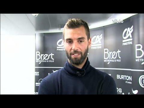 Open Brest Arena : Interview de Benoît Paire (Finistère)