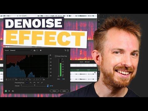 DeNoise Effect in