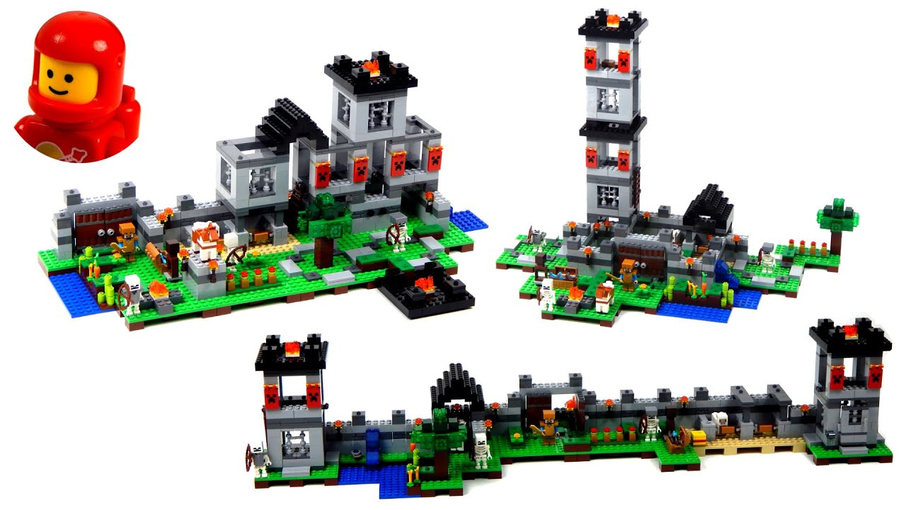 how to make minecraft tools out of legos