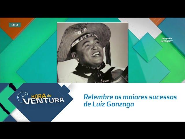Relembre os maiores sucessos de Luiz Gonzaga