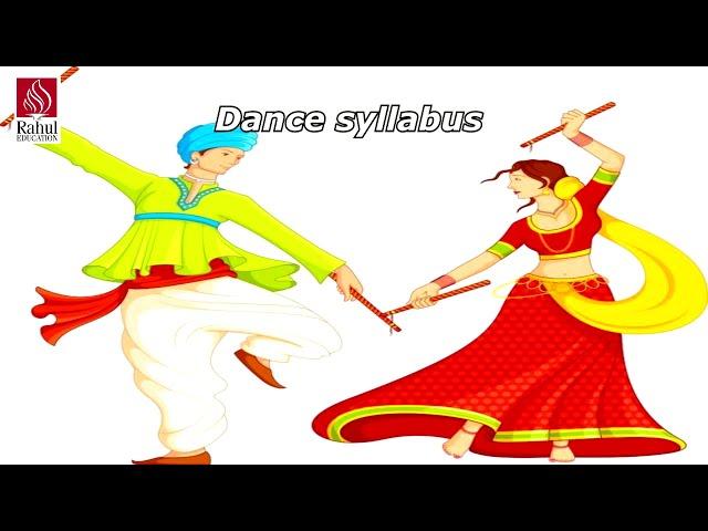 Digital Dance Classes for Learners Grade- VI - IX   Garba   Part-II