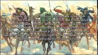 The Vatican Created Islam To Take Jerusalem, & Kill True Christians & Jews. Islam & Catholicism Are