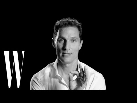 Matthew McConaughey Screen Test