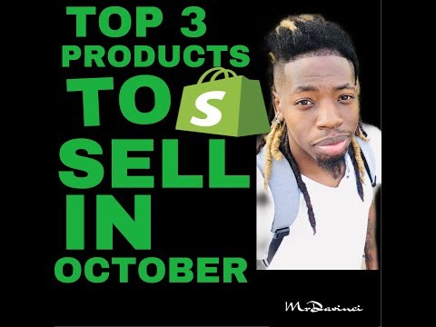 3 WINNING Products To Sell Right NOW In October 2019 | Shopify Dropshipping thumbnail
