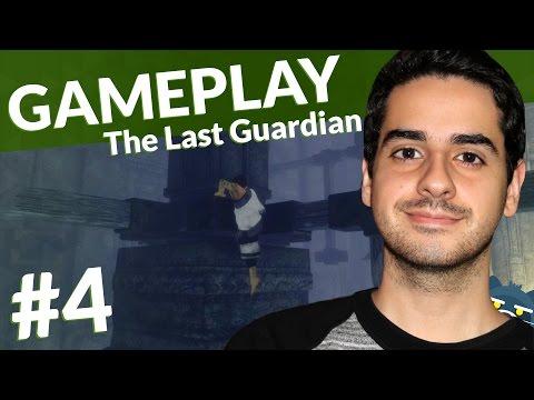 The Last Guardian - Humo mareador