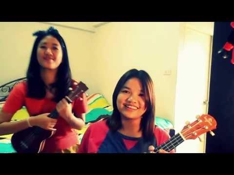 ที่รัก(เธอ) cover ukulele may-beer