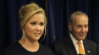 Amy Schumer Chuck Schumer Call For Stricter Gun Control Iris weinshall is on facebook. amy schumer chuck schumer call for