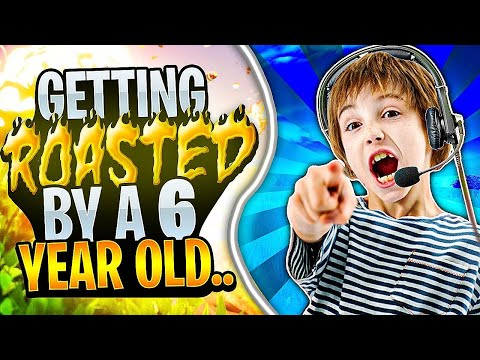 6 Year Old *ROASTED* My Teammate?! – Fortnite Chapter 2