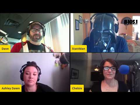 Big Dave Show & Tell for May the Fourth Be With You!