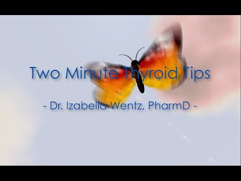 Two Minute Thyroid Tips – Acid Reflux and Hashimoto's