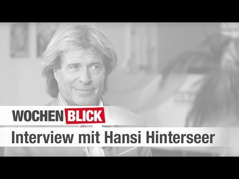 """""""Wochenblick""""-Interview mit Schlagerstar Hansi Hinterseer"""