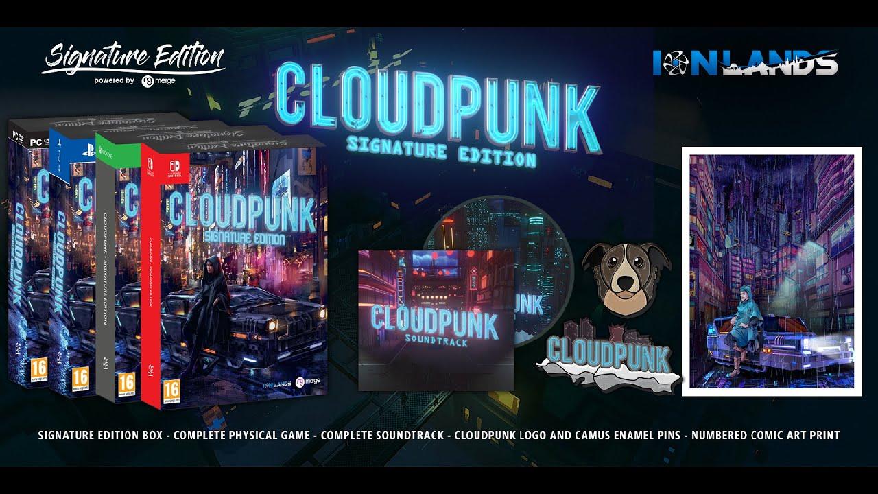 Cloudpunk - Signature Edition