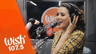 "Karylle performs ""Iloveya"" LIVE on Wish 107.5 Bus"